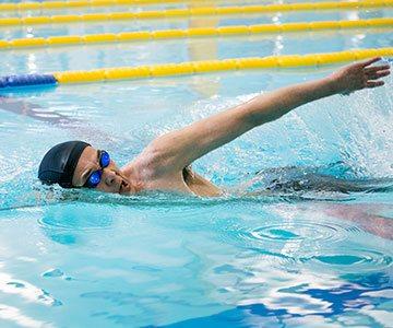 泳法プログラム